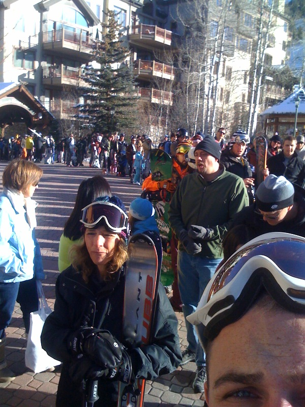 Beaver Creek Opening Day Bus Line2